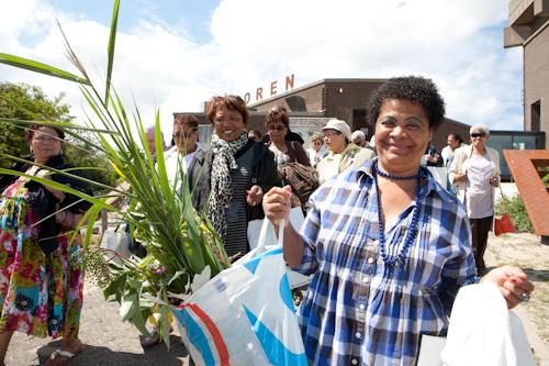21 nieuwe milieucoaches in Delfshaven (2012)