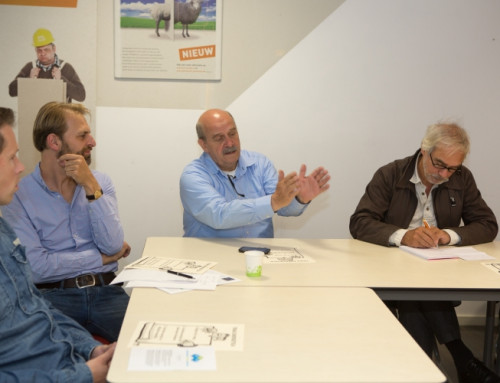 Netwerkbijeenkomst VvE's met Energie (2014)