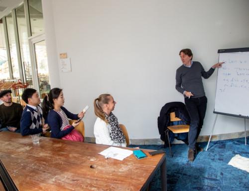 Workshops 'rekenen met energie' met Frans Debets